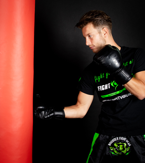 Punchbag and have fun - Fight Vision Sittard