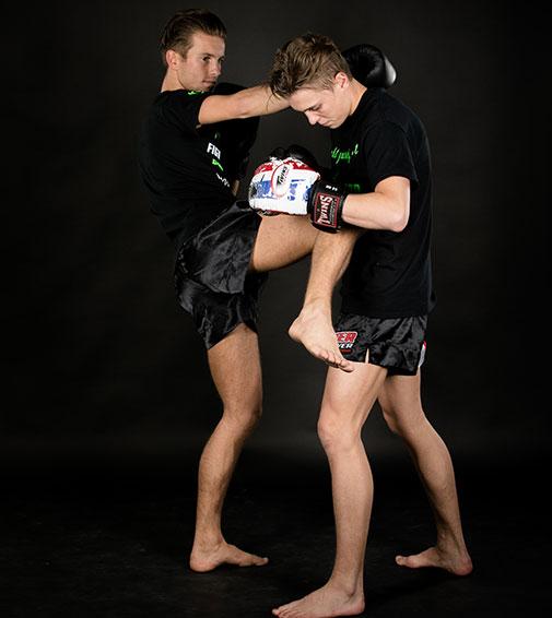 Kickboksen - Fight Vision Sittard