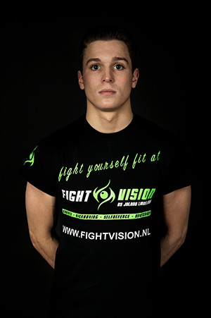 Trainer Antonie Karateka Sittard - Fight Vision