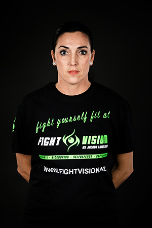 Trainer Marisca Verspaget Karateka Sittard - Fight Vision